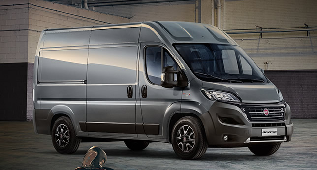 c609e2171c Fiat Ducato is the best large van for payload Limited to 3.5-tonne gross  vehicle weight