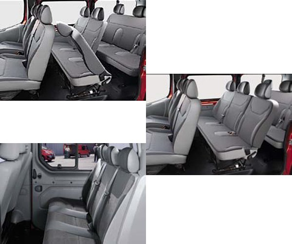 New Vauxhall Vivaro Combi Lwb 9 Seat Combi 2900 2 0 Cdti