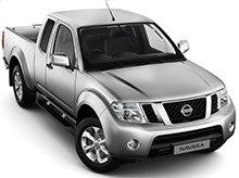 New Nissan Navara NP300 Acenta 2.5 dCi 190 Euro 5 King Cab ...