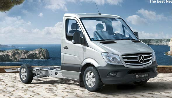 Cheapest Lease Deals >> Cheap prices on new Mercedes Sprinter Chassis Cab vans